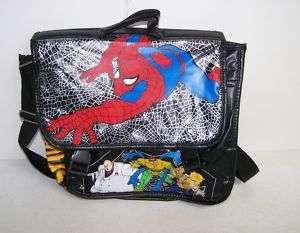 Spider Man Side Bookback Shoulder bag School Book Bag
