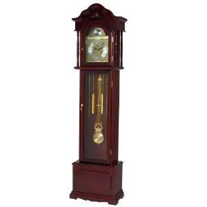 Edward Meyer 31 Day Grandfather Clock: Home & Kitchen