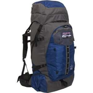 Jansport Big Bear 82 Backpack (Blue Ridge)  Sports