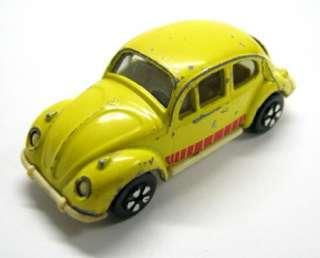 PLAYART VW VOLKSWAGEN BEETLE HONG KONG MADE USED TOY CAR SEE »