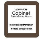 NEW Rustoleum LIGHT WOODS Small Kitchen Cabinet Transformations Kit