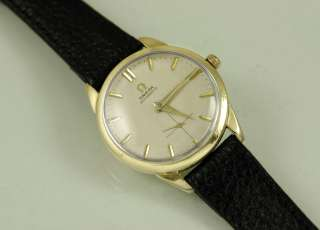 OMEGA Automatic Watch 10k Gold Filled,17 Jewel movement, cal 490