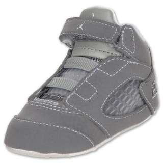 Nike Air Jordan 5 Retro CB Infant Graphite Wolf Grey White Sz 4 new