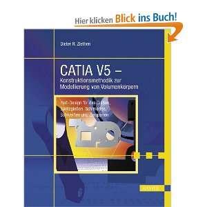 CATIA V5   Konstruktionsmethodik zur Modellierung von Volumenkörpern