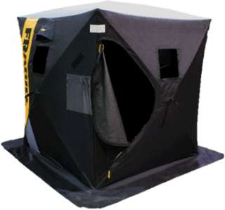 Frabill FRONTIER HUB SHELTER (2 anglers) Ice House fish house pop up