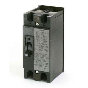 Eaton 200 Amp 2 3/4 In. Double Pole CC Type Breaker CC2200 at The Home
