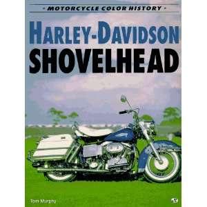 Harley Davidson Shovelhead (Motorcycle Color History)  Tom