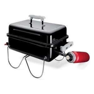 Weber Go Anywhere Portable Propane Gas Grill 1520