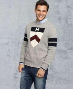 Tommy Hilfiger Mens MATTY Lambswool Sweater XL XXL NEW