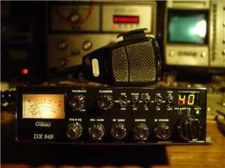 GALAXY DX 949 40 CH AM/SSB CB RADIO,EARLY DUAL MOSFETS