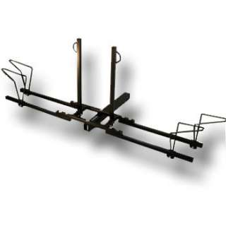 OR 2 BIKE CAR TRAILER HITCH MOUNT RACK bicycle truck carrier hauler