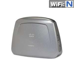Linksys WET610N Dual Band Wireless N Ethernet Bridge
