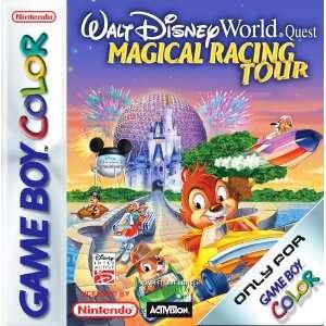 Walt Disney World Quest   Magical Racing Tour  Games