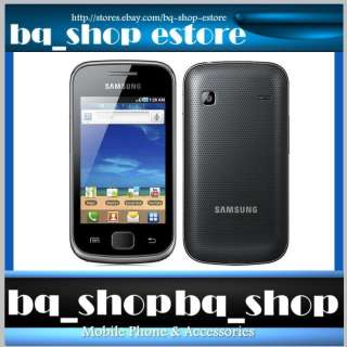 New Samsung GALAXY GIO S5660 Android Phone By Fedex* 8806071648842
