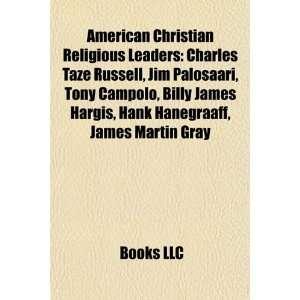 Christian Religious Leaders Charles Taze Russell  Bücher