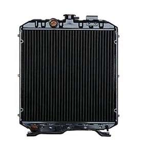 SBA310100630 Ford New Holland Tractor Radiator 1715