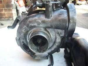 Turbolader BMW E60 E61 525 530 Diesel