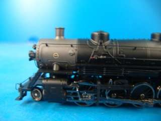 MTH HO Scale USRA Light Mikado Steam Engine Model Train Locomotive 80