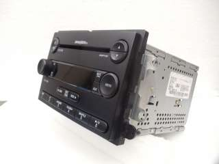 2007 07 FORD Mustang Shaker 500 Radio 6 Disc CD Changer  Player AUX