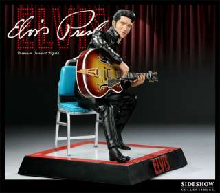 Elvis Presley Comeback Premium Format Figure *New*
