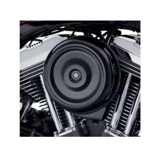 Harley Davidson Luftfilter Cover Bobber Style rund Schwarz XL Twin Cam