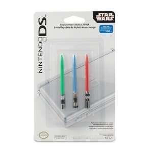 Nintendo DS Lite, DSi   Star Wars 3 Lightsaber Stylus   32STA3S2