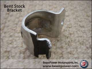 in your vehicle, and when a rear sway bar bracket breaks while driving