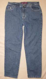 Womens Gloria Vanderbilt size 12 stretch denim jeans