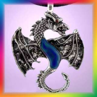 DRAGON MOOD NECKLACE COLOR CHANGE JEWELRY