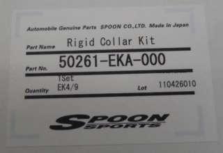 HONDA CIVIC TYPE R, SPOON SUB FRAME   RIGID COLLAR KIT