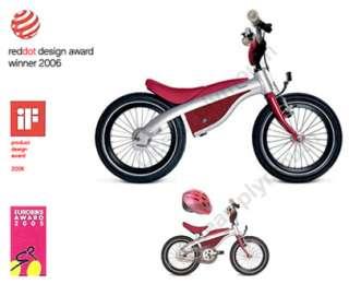 Genuine BMW Kids Bike & Helmet Red