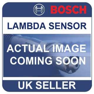 LS7355 Bosch Lambda Oxygen Sensor AUDI A2 1.6 FSI [8Z0] BAD 01.02 08