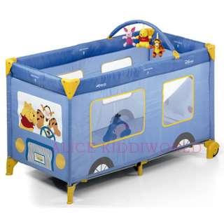 New Hauck Disney Winnie the pooh Playpen Travel cot