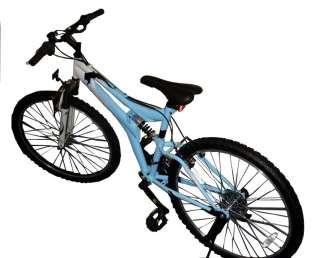 New EVEREST Ladies Dual Suspension Mountain Bike