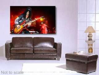 SLASH 2 Guns/RosesPop BOX Canvas 20 x 30