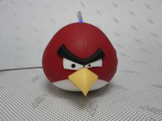 Angry Birds Portable Mini Speaker Dock For Mobile iPhone MP3 MP4 PSP