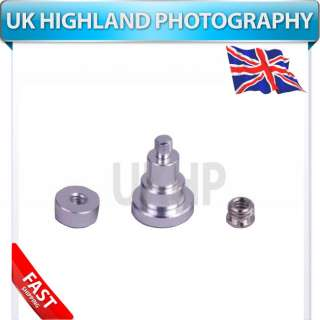 Screw Adapter for Light Stand Tripod Ball Head