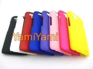 Plastic Hard Skin Protector For HTC Rhyme S510B G20 Cover Guard Case