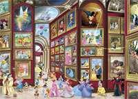 Art Gallery Disney 1000 piece jigsaw puzzle (King) BRAND NEW