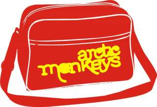 Arctic Monkeys Retro Shoulder Bag (Indie/Rock)