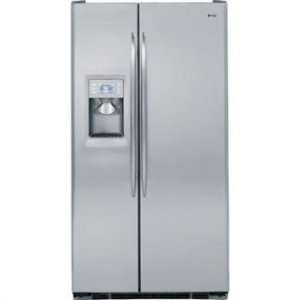 GE Profile: PSDF3YGX 23.2 cu. ft. Counter Depth Side by