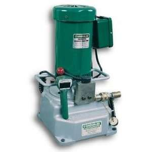 Greenlee 960 SAPS Electric Hydraulic Pump : UPC # 18297
