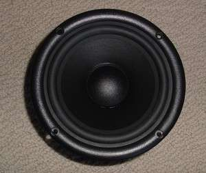 JAMO 5 1/2 8 Ohm Woofer Replacement Speaker Bass, Mid Bass, Midrange