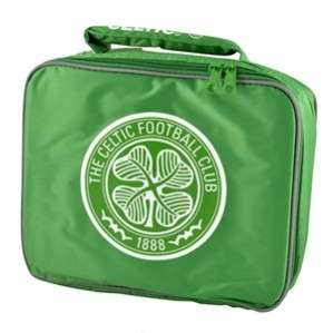 Celtic FC OFFICIAL Insulated School Lunch Bag Box NEW