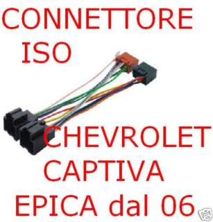 AUTORADIO NAVIGATORE CHEVROLET CAPTIVA EPICA AVEO GPS