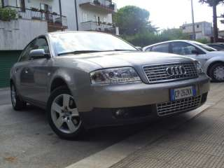 Fari Audi A4 anno 00 al 04 led devil eyes DAYLINE sline |