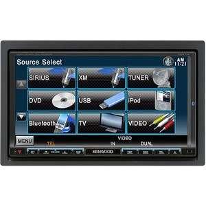 Kenwood DDX714 DVD/CD//Bluetooth w/ 6.95 TFT Car