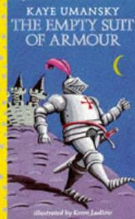 The Empty Suit Of Armour (Dolphin Books)   Kaye Umansky   Used