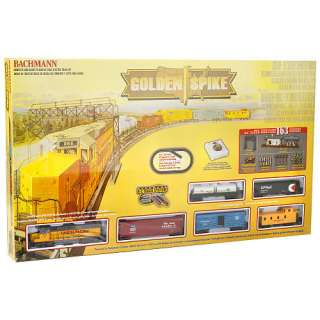 Bachmann   Golden Spike Electric Train Set   Bachmann 1012401