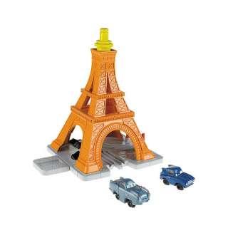 Fisher Price GeoTrax Disney Pixar Cars 2 Playset   Eiffel Tower   FAO
